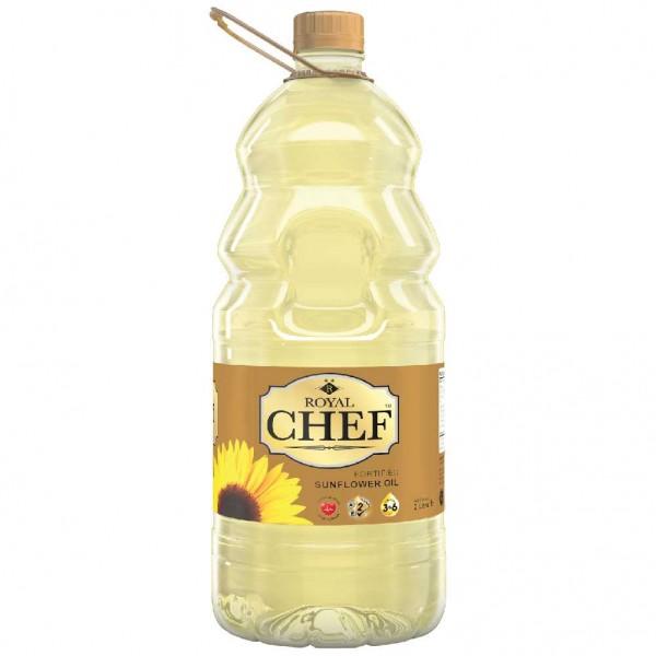 Royal Chef Sunflower Oil (2 ltr)