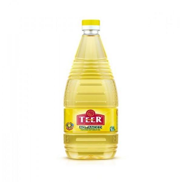 Teer Soyabean Oil (1 Ltr)