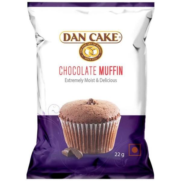 Dan Cake Chocolate Muffin-22gm