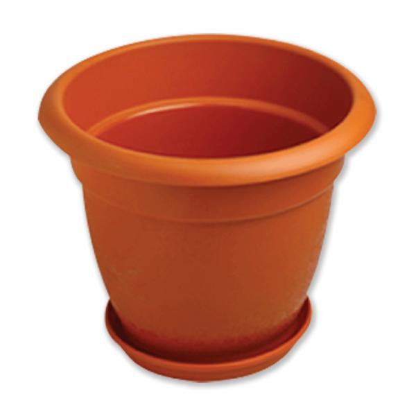 Bengal Plastic Flower Tub -8″ inch (1 Pc)